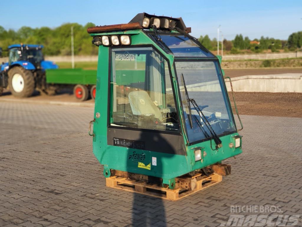 Timberjack 1270 cab