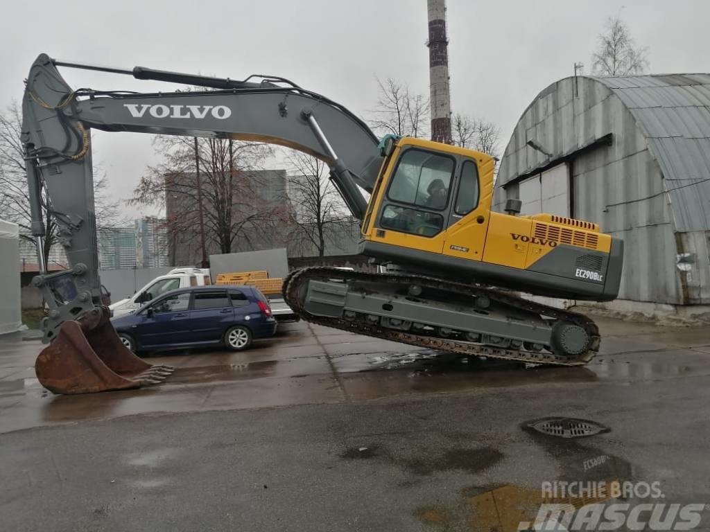 Volvo EC 290 B LC