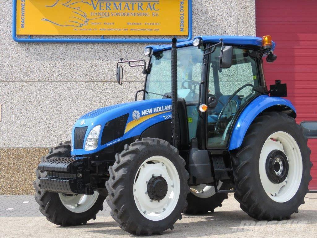 New Holland TD110D