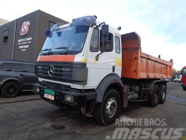 """Mercedes-Benz SK 2639 manual 13 T 269""""km"""