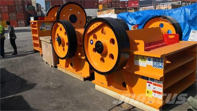 Kinglink PEX1047  Jaw Crusher primary crusher for crushing