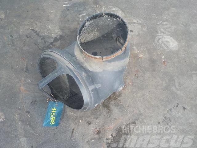 DAF XF 95 Air hose 1682920 1680217 1304888