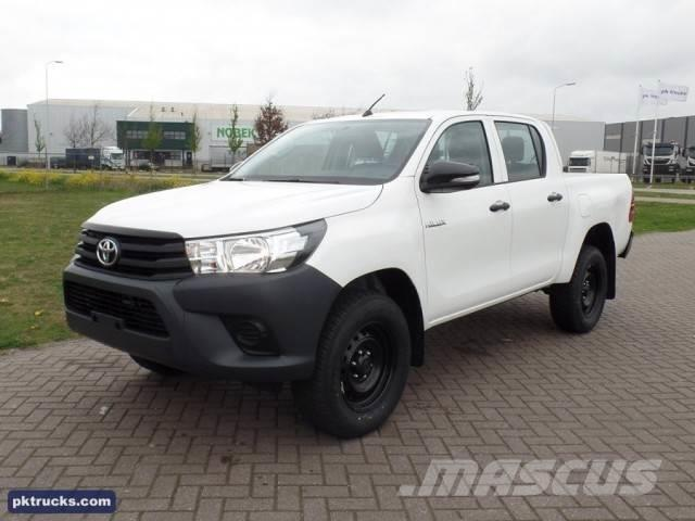 toyota hilux 2 4 d4d 4 units occasion prix 24 500 ann e d 39 immatriculation 2017 voiture. Black Bedroom Furniture Sets. Home Design Ideas