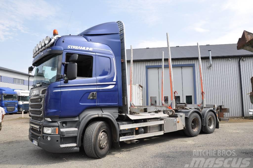 Scania R730LB6X4