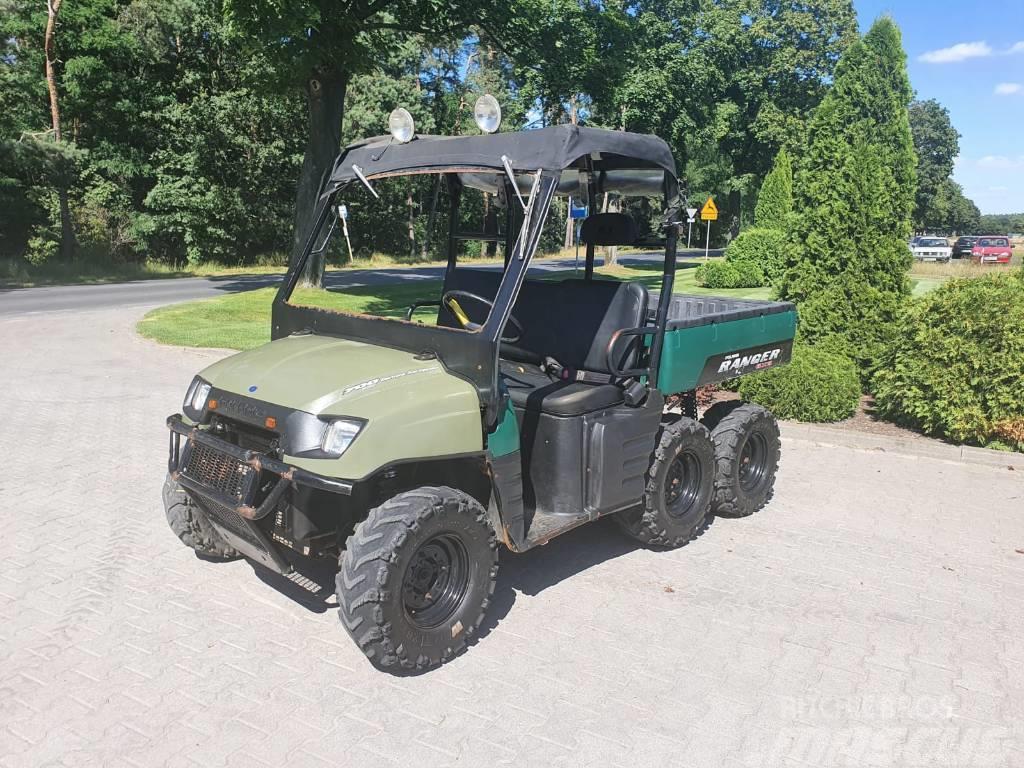 Polaris Ranger 700 6x6