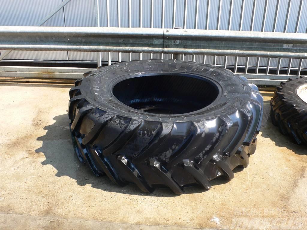Michelin 18.4R38, 580/70R38, 9.5R44, 230/95R48