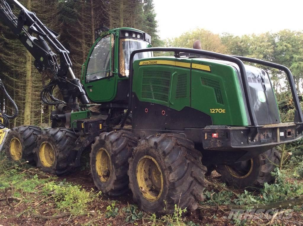John Deere 1270 E IT 4. 8WD