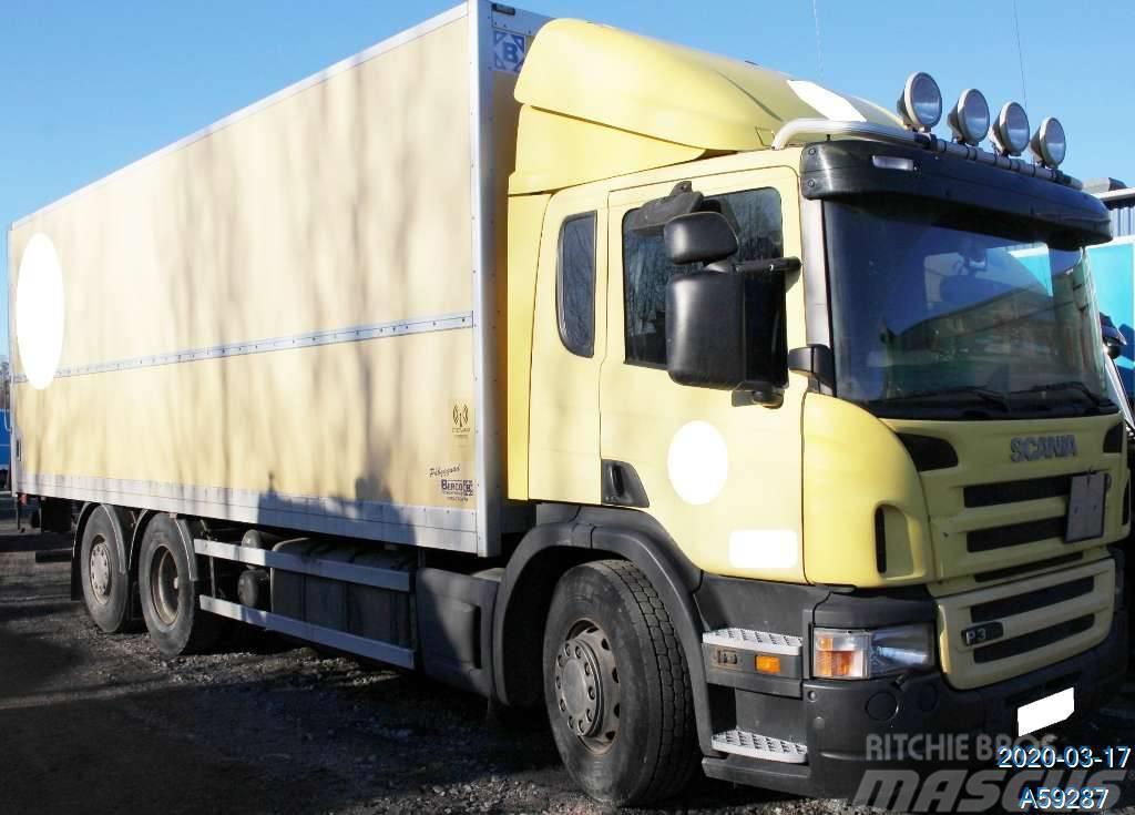 Scania P 380 LB 6x2