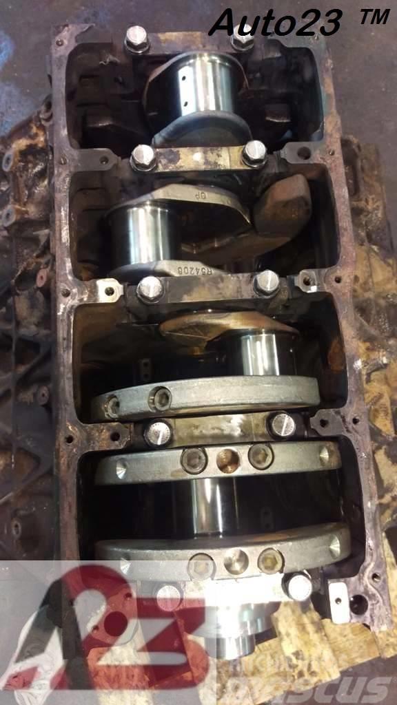[Other] Wał Korbowy Mercedes-Benz Actros OM502LA V8 Euro5