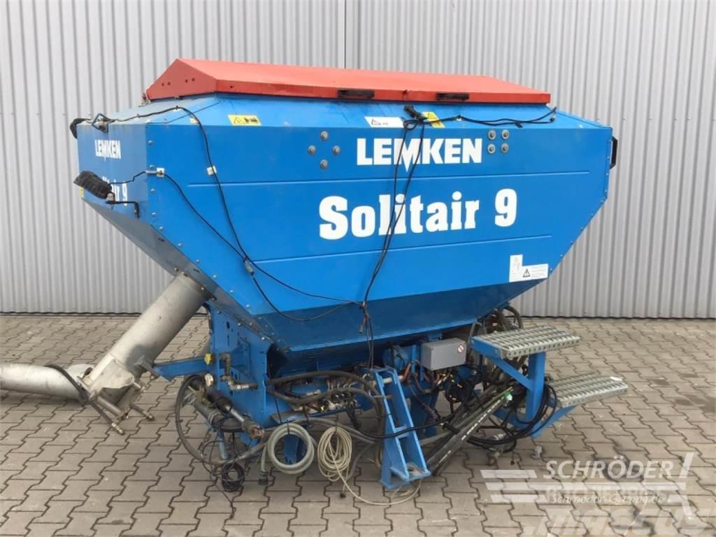 Lemken SOLITAIR 9/600 AUFBA