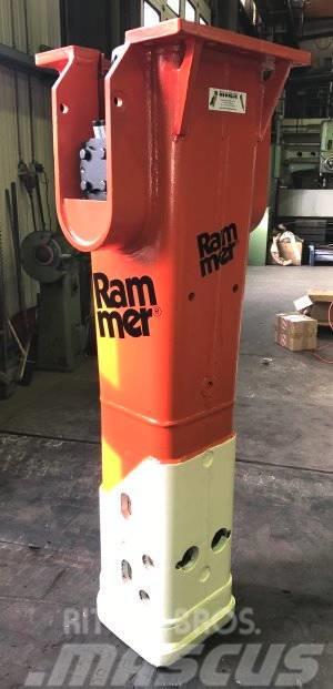 Rammer E 66 CITY 1330kg gebraucht - generalüberholt