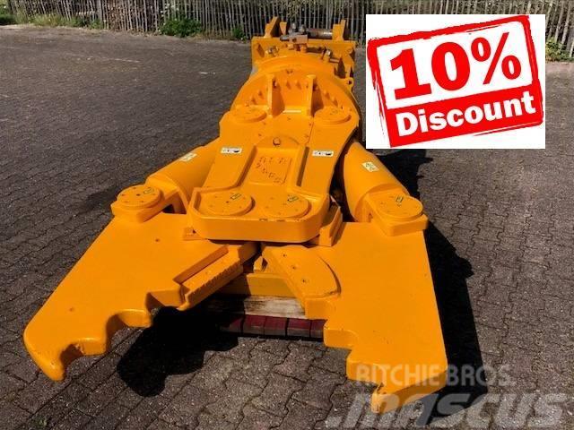 OSA RS2500 | 2700KG | 29 ~ 49 Ton | -10% | Crusher