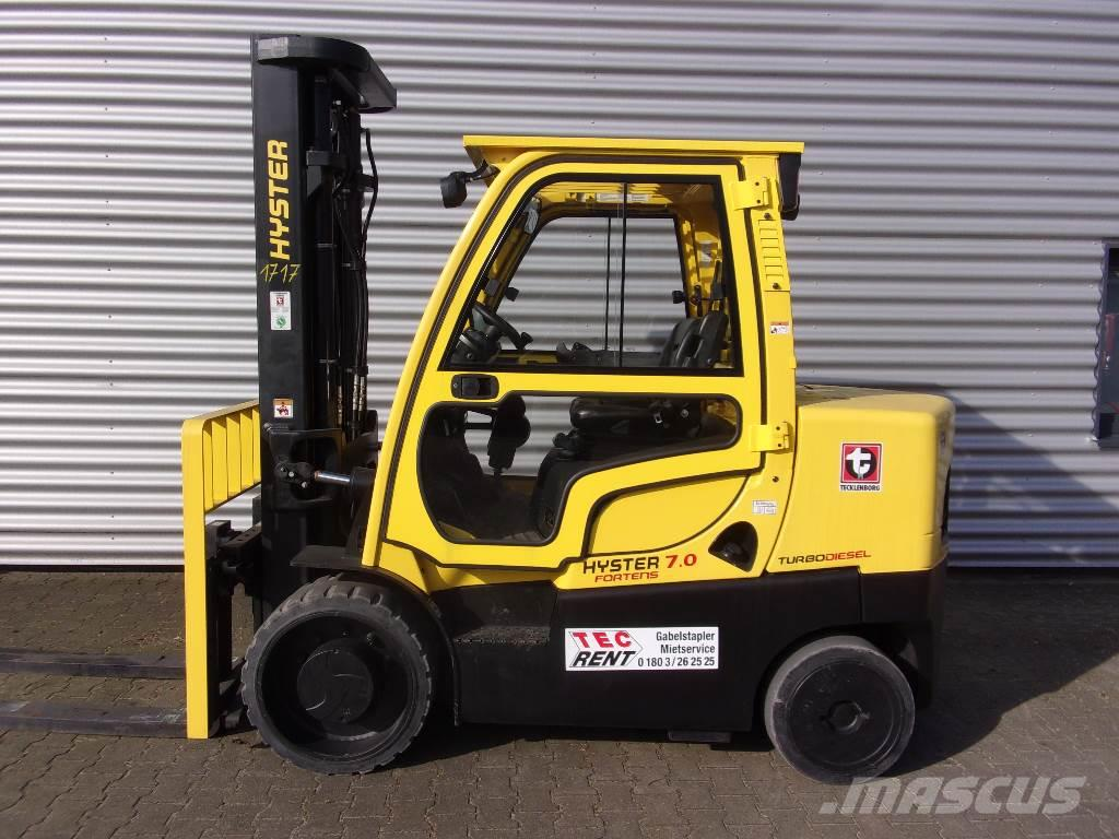 Hyster S7.0FTD