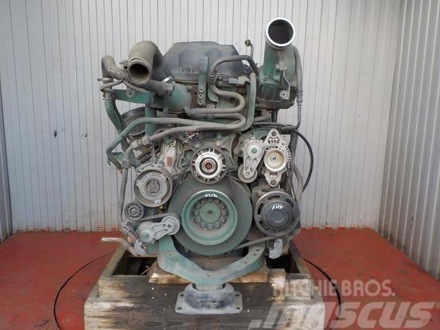 Volvo FM Engine  D11C 450 h.p. Euro 5