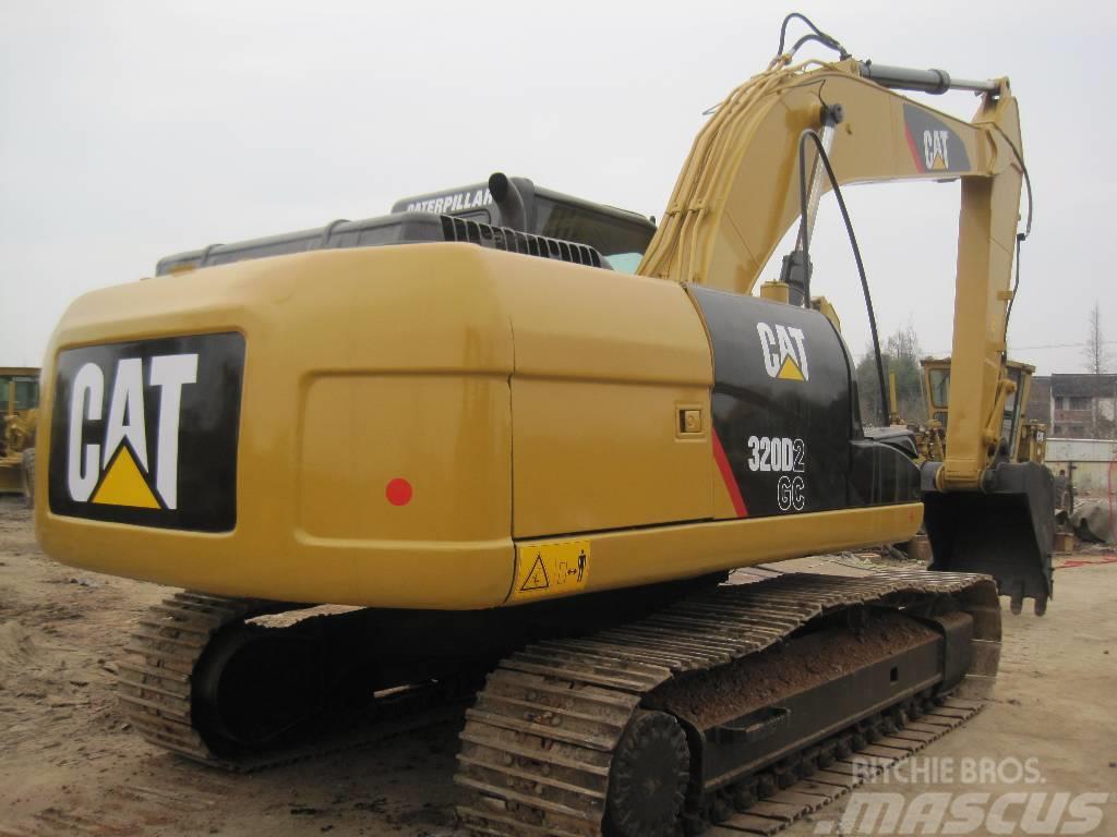 Caterpillar 320D2