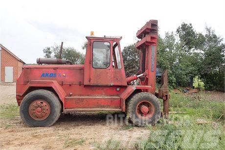 Ljungby 10 ton Truck