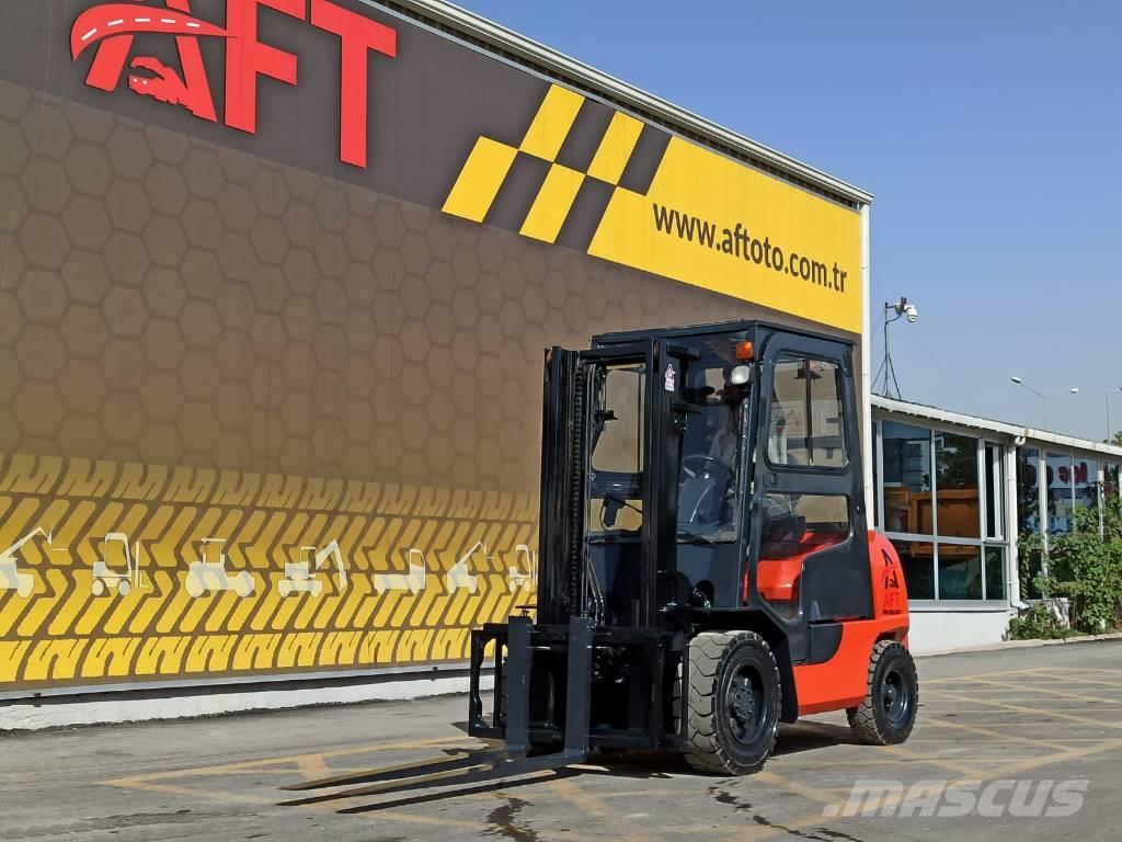 Toyota 2014 FD ZN30 FORKLIFT 3 TONE