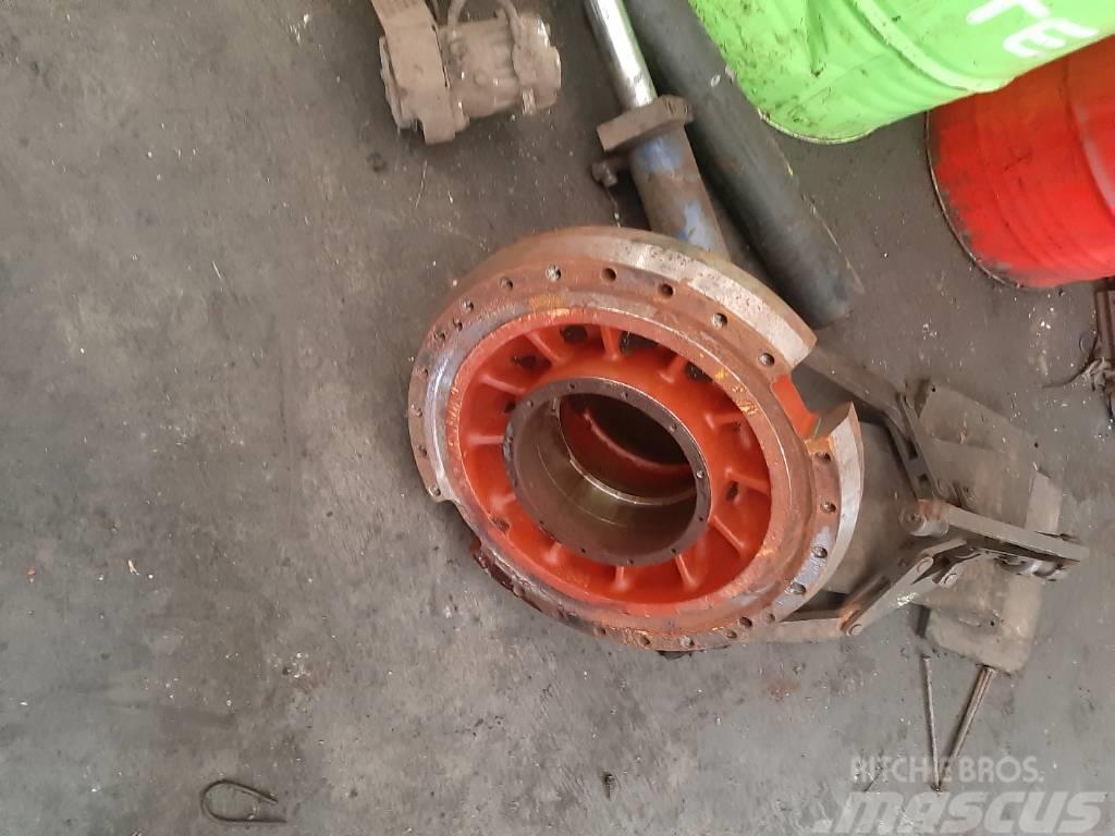 Liebherr LRS 645  wheel hub Kessler nr.101.9151