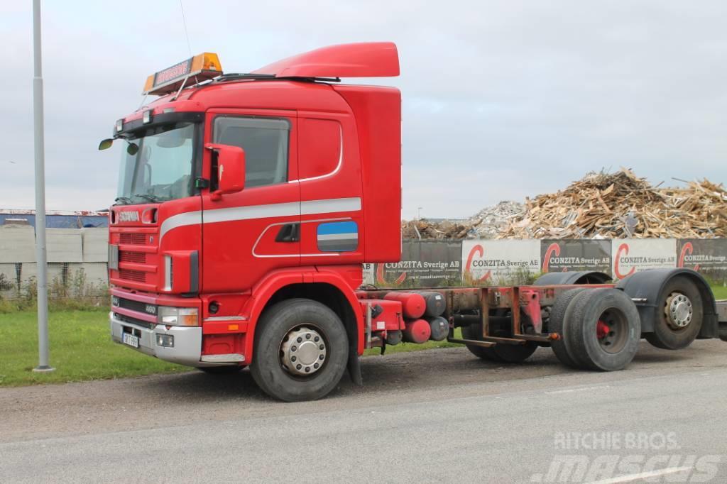Scania R144LB6X2*4NA460