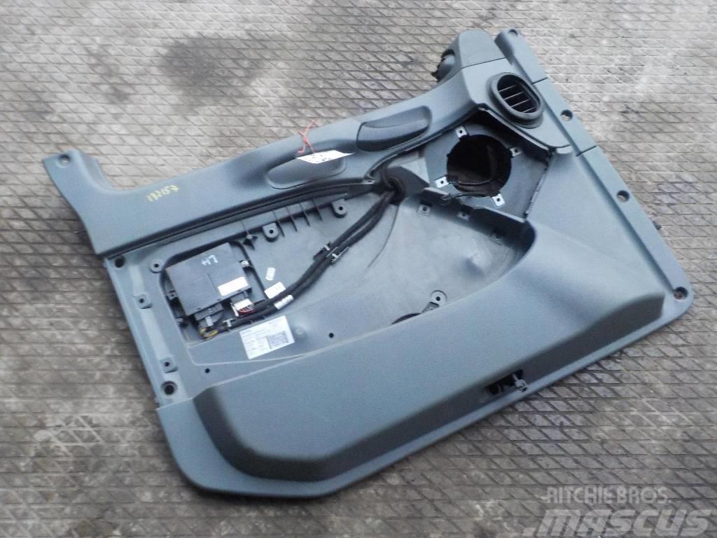 Mercedes-Benz Actros MPII Door panel 9437205400 9437209400