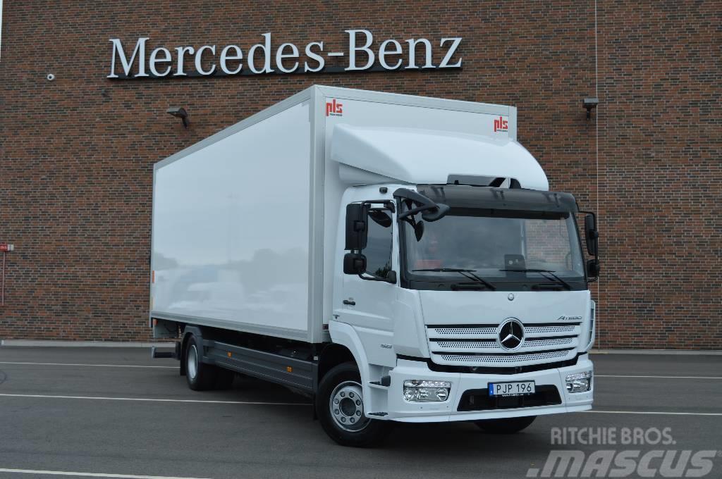 Mercedes-Benz ATEGO 1523 PLS skåp omgående leverans
