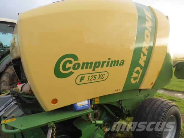Krone Comprima F125XC