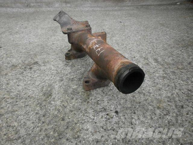 Scania 4 series Exhaust manifold 1729308 1374099
