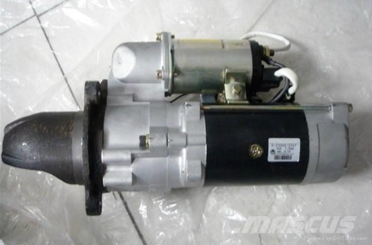 Cummins ISF2.8 engine starter 5295576