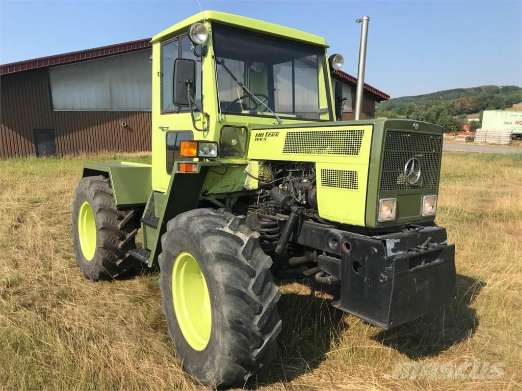 MB Trac 700 S