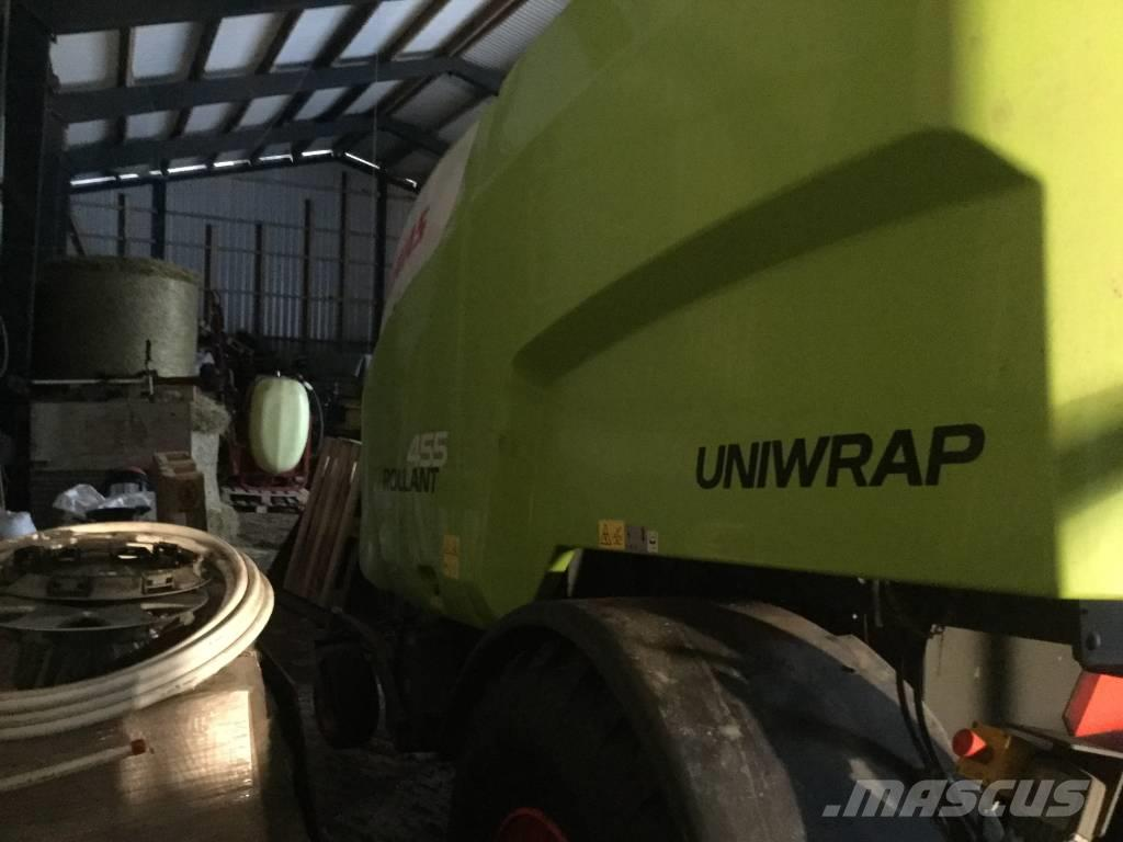 CLAAS 455 Rollant