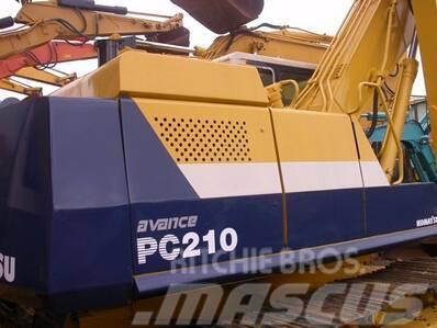 Komatsu PC210-5