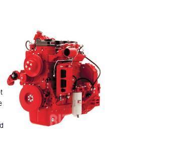 Cummins QSB4.5-C160 engine assy