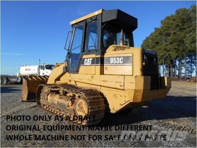 Caterpillar TRUCK LOADER 953C ONLY FOR PARTS