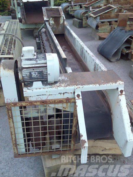 [Other] Inconnue Extracteur à bande 400x2800 mm