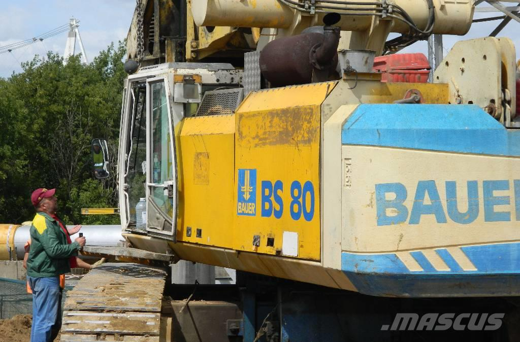 Bauer BG-36 C / BS 80