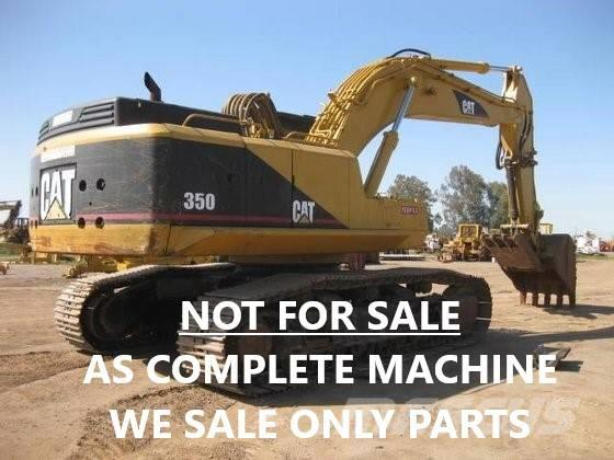 Caterpillar EXCAVATOR 350 ONLY FOR PARTS