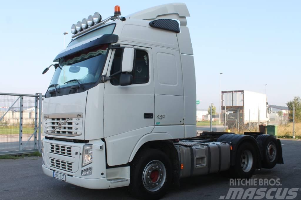 Volvo FH-440 6*2 Hydralic Euro 5