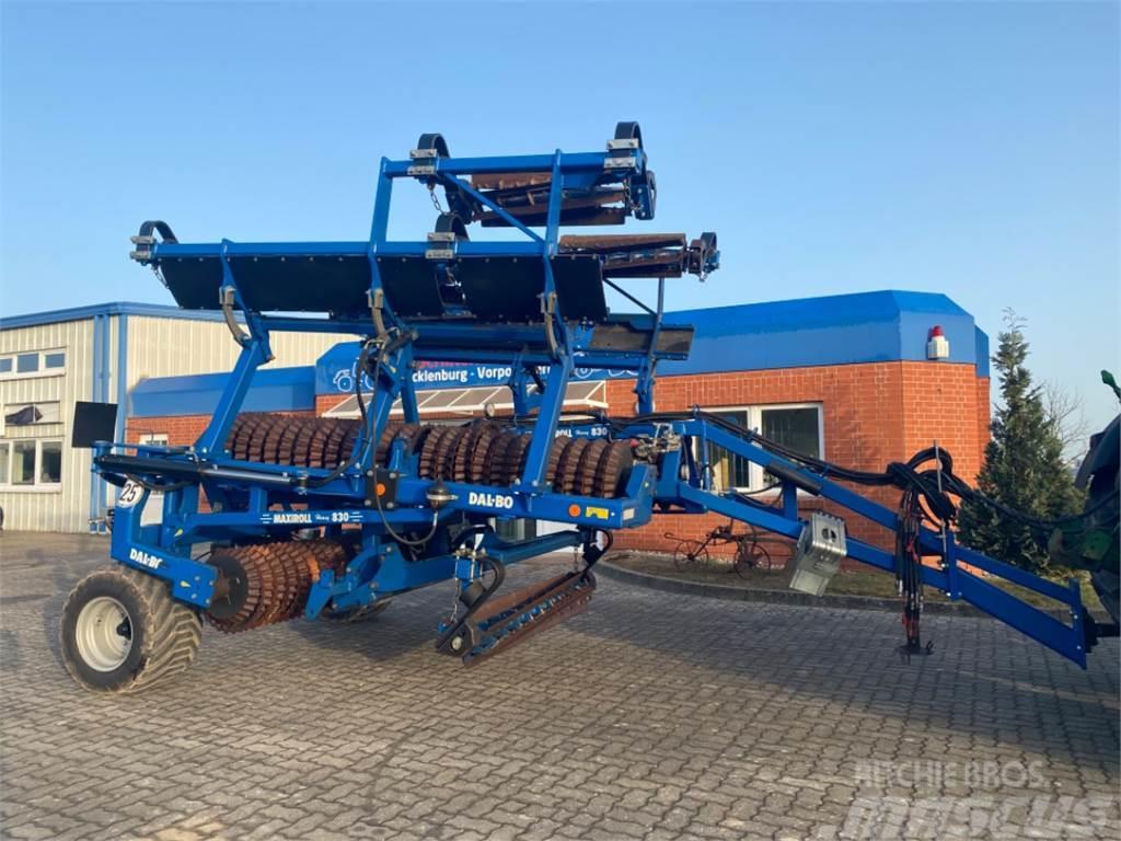 Dal-Bo MAXIROLL Heavy 830