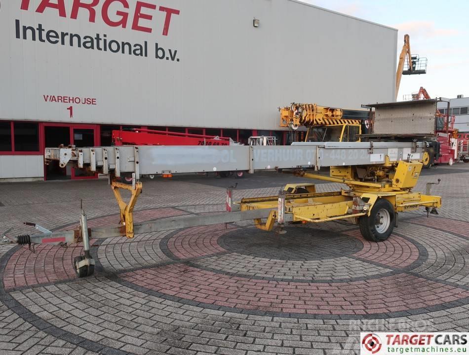 Paus ASA 30WH Tow Material Ladder Lift 3000cm 200KG