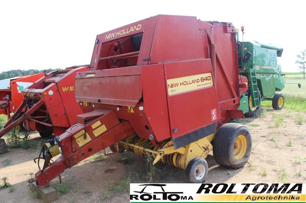 New Holland 640 E