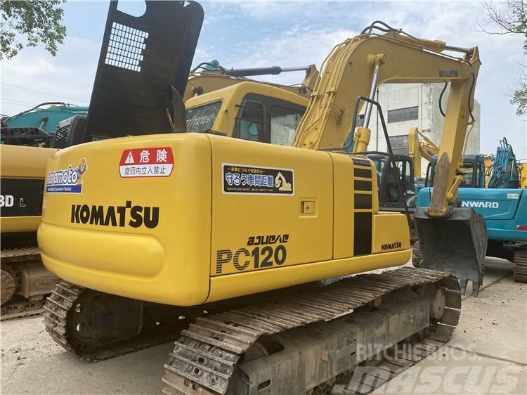 Komatsu PC120 PC138 PC160 PC200