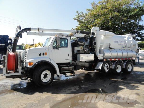 Ford Sterling L9500 VACTOR 2112