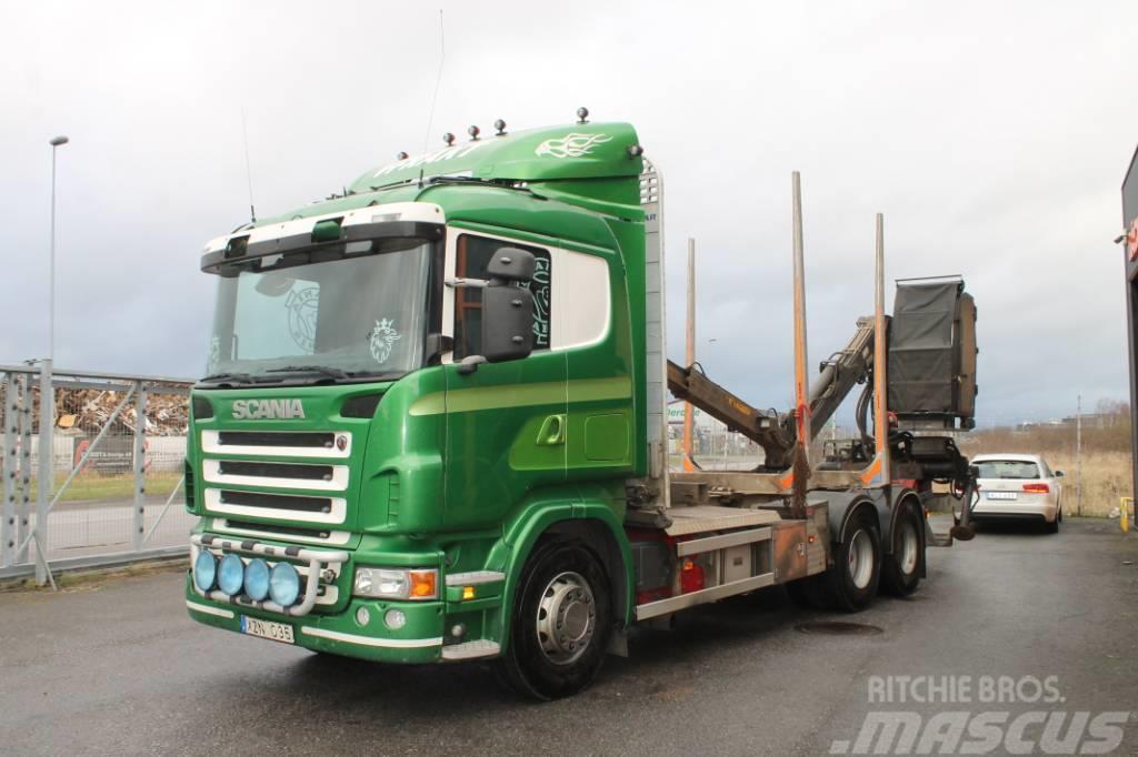Scania R500LB6X4 HNB
