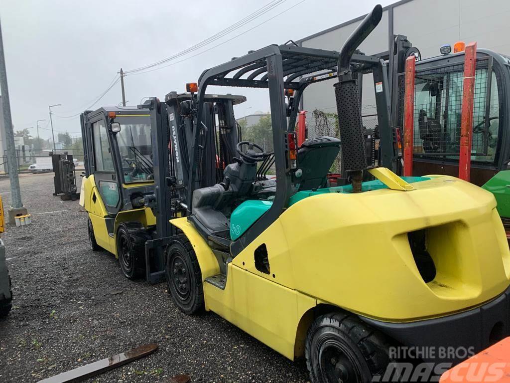 Komatsu New price FD40,FD35T-10
