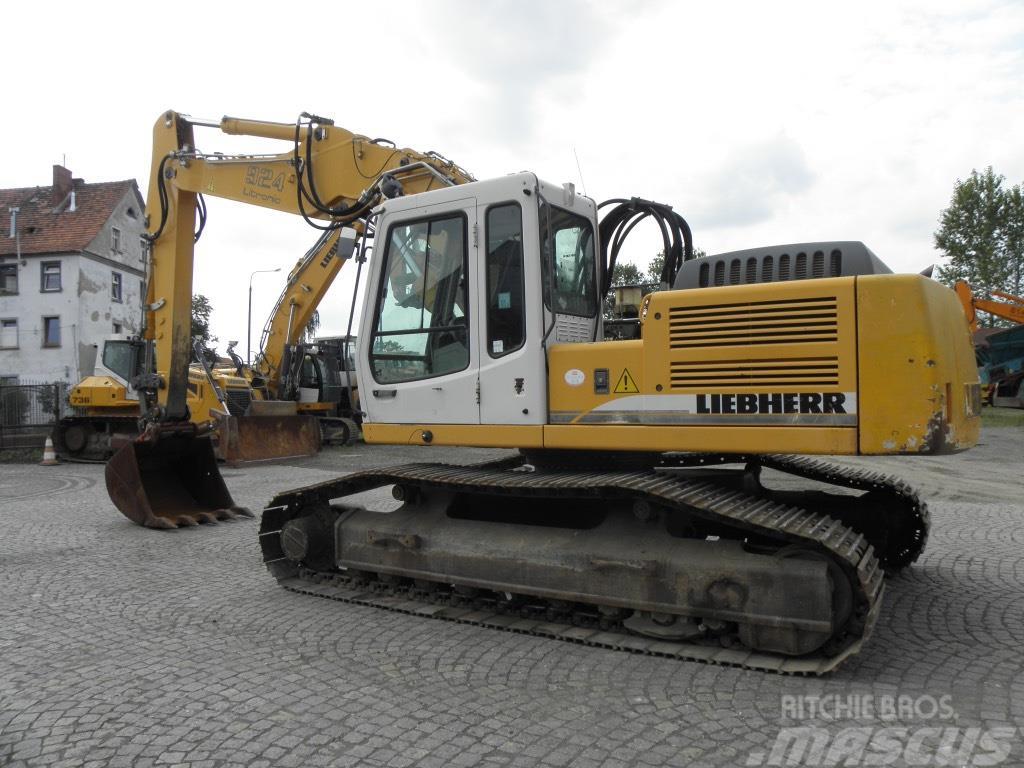 Liebherr R 924 HD S L
