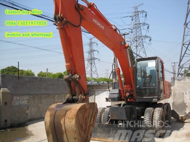 Hitachi EX 160 WD