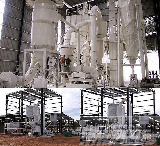 Liming 0.4-1.8t/h YGM65 Moulin à suspension