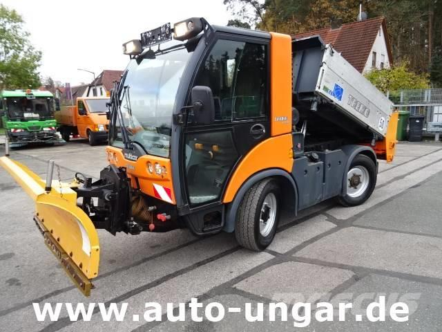Multicar Tremo X56 Carrier S 4x4x4 EEV Winterdienst