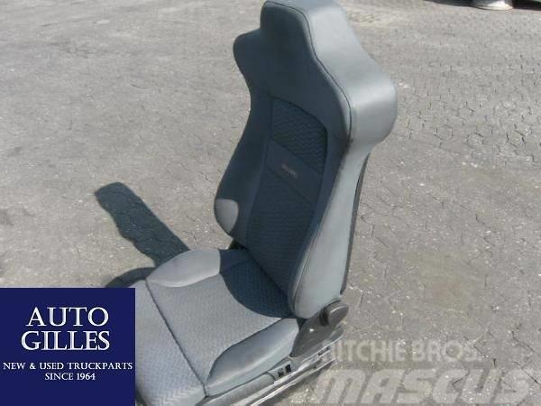 Recaro Fahrersitz luftgefedert für Bus