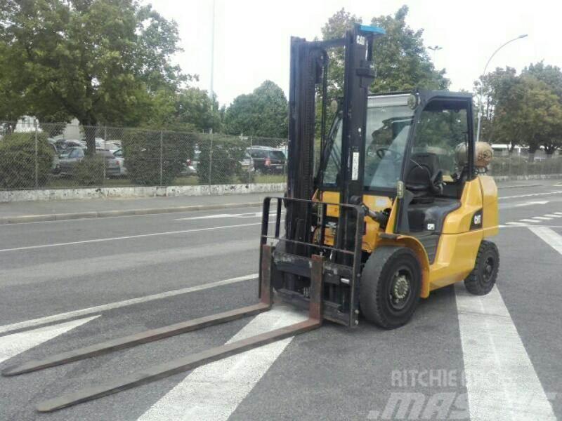 Caterpillar GP40NT